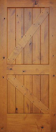 Interior Alder Barn Door